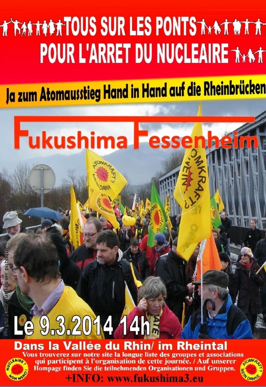 Fukushima Fessenheim