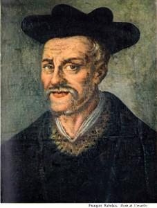 Rabelais portrait